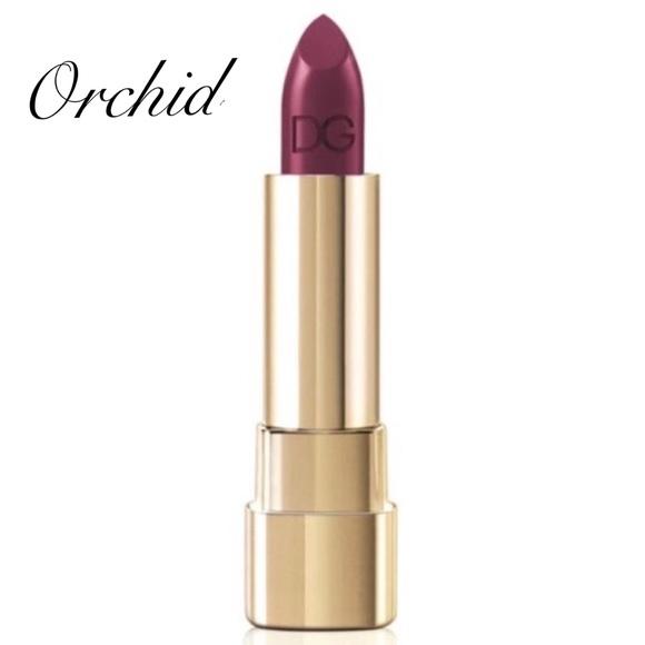 478d3aab Dolce & Gabbana Makeup   Dolce Gabbana Shine Lipstick In Orchid ...